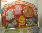Fisher-price Laugh And Learn Farm Animal Puzzle