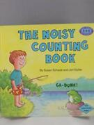 Noisy Counting Book Tough Enough For Toddlers By Susan Schade - Hardcover
