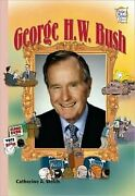 George H.w. Bush History Maker Bios Series By Catherine-a-welch Mint