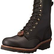 Chippewa Menand039s 8 Insulated Steel Toe Eh Logger Boot