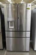 Ge Pvd28bynfs 36 Stainless French Door Refrigerator Nob 113819