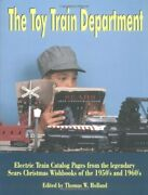 Toy Train Department Electric Train Catalog Pages From By Thomas W. Holland
