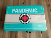 Game Table - Pandemic Edition 10 Anniversary - Z-man Games Spain - Spanish
