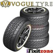 4 Vogue Tyre Custom Built Radial Xiii Sct 275/55r20 117h Xl Performance Tires
