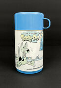 Vintage Rare 80's Aladdin A Pup Named Scooby Doo Thermo Cup 1988 Hanna-barbera