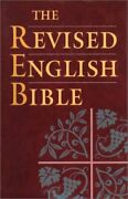 Revised English Bible By Oxford University Press And Ian Montgomery - Hardcover