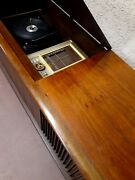 1960's Packard Bell Steareo Record Player Console.