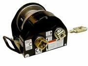 3m Dbi-sala Confined Space Winch Power Drive 8518566 90ft Ad100 2 Speed New