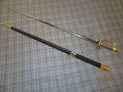 French 1767 Officerand039s Small Sword