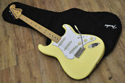 Fender Japan St-yjm Yngwie Malmsteen Signature Strato Used Electric Guitar