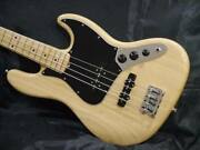 Fender American Professional Jazz Bass Mn / Nt Used Electric Bass