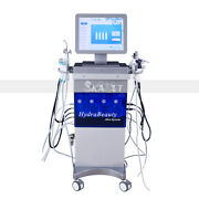 11 In 1 Hydra Facial Water Dermabrasion Microcurrent Photo Light Machine For Spa