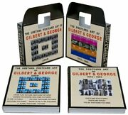 Complete Postcard Art Of Gilbert And George By Michael Bracewell - Hardcover New