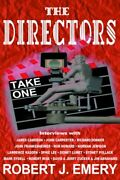 Directors Take One By Robert J. Emery Mint Condition