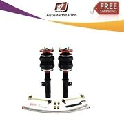 75546 Air Lift 3.9 Front Air Suspension Lowering Kit For 1998-2006 Bmw 3-series