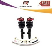 75547 Air Lift 3.9 Front Air Suspension Lowering Kit For 2001-2006 Bmw M3
