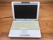 Sony Pcg-4a1l Vaio 10.6-inch Notebook Computer Laptop Wxga Ddr 512mb 40gb Hdd