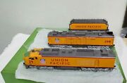 Overland Omi Brass Union Pacific Up 8500hp 3 Unit Gas Turbine - Ho Scale