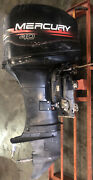 Mercury 40 Hp 40 Elpto 20andrdquo 1998 2 Stroke Parts Outboard Motor Engine As Is