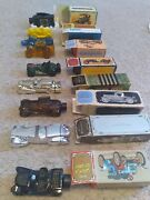 Car Collection Lot Of 9 Bottles Mens Avon Cologne/aftershave