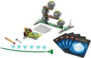 Lego Legends Of Chima 70103 Boulder Bowling 100 Complete W/ Manual Cards And Fig