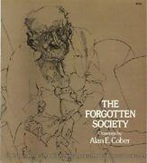 Forgotten Society 92 Drawings By Alan E Cober Excellent Condition