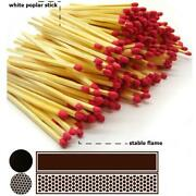 Self-adhesive Matches Strike Paper Fireplace Diy Scented Candle Ignited Sheet Ci