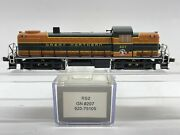 N Scale Hobby Quality Locomotive Rs-2 Great Northern Gn 207 No.920-75105
