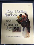 Royal Doulton Figurines And Character Jugs By Katharine Morrison Mcclinton