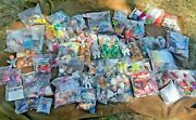 Huge Lot Of Vintage Mcdonalds Happy Meal Toys 80s 90s Lot Of 150 Give Or Take