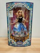 Disney Alice In Wonderland Mary Blair Limited Edition Doll - In Hand