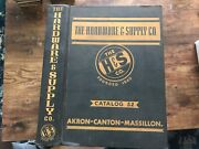 Vintage Hands Hardware And Supply Co Catalog 52 Akron Canton Massillon Oh Ptr