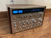 Fully Refurbished Pioneer Sa-9100 Stereo Amplifier W/tx-9100 Am/fm Tuner