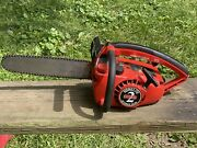Homelite Super 2 Chainsaw With Bar And Chain Runs