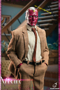 Flash Point Studio 16 Fp-22151a Wanda Vision Male Action Figure Normal Version