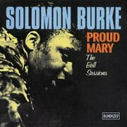 Solomon Burke - Proud Mary Bell Sessions - Cd - Extra Tracks - Mint Condition