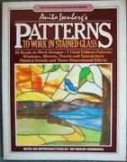 Anita Isenberg's Patterns To Work In Stained Glass