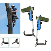 2pcs Climbing Tree Spikes Climbing Trees Tool For Hunting And Picking Fruit