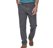Pants Mens 34 X 32 Authentic Four Canyons Organic Cotton Twill Grey