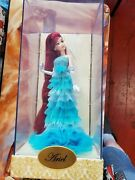 Disney Limited Edition Designer Collection Princess Ariel Doll 5796 Of 8000