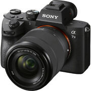 Brand New Sony Alpha A7 Iii Mirrorless Camera With Fe 28-70 Mm F3.5-5.6 Oss Lens