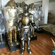 Wearable Knight Suit - Gothic Full Body Armour - Combat Reenactment Armor Ima34