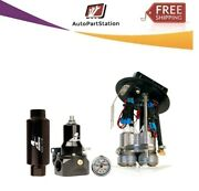 17356 Aeromotive Drop-in Fuel Pump Assemblies Dual 450 Lph For Ford 11-17