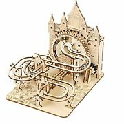Music Park 3d Wooden Puzzles For Adults And Teenagers Machine Marble Run Wood M...