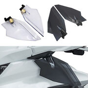 Motorcycle Upper Wind Deflector Replacement Parts For Honda F6b Gl1800 18-20