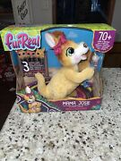 Furreal Mama Josie The Kangaroo And 3 Babies W/sounds/reaction Kids Toy New In Box