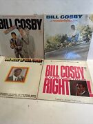 Bill Cosby Records Best Of,revenge,wonderfulness,funny Fellow Good Cond