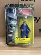 Limbo Planet Of The Apes Action Figure Sealed Package Collectible 2001 Damaged