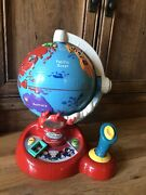 Disney's Little Einsteins Learn And Discover Vtech Globe Educational Talking