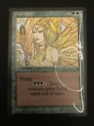 Quinton Hoover Signed Pixie Queen Legends English Mtg Magic The Gathering